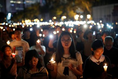 Remembering Tiananmen