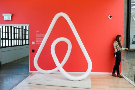 Airbnb touts Japan recovery, bolstered by hotel listings
