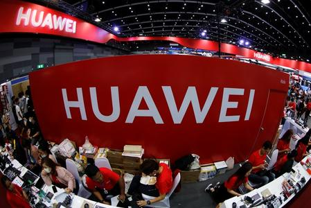 "UPDATE 1-""Shoddy"" Huawei needs to raise its game, UK cyber official says"