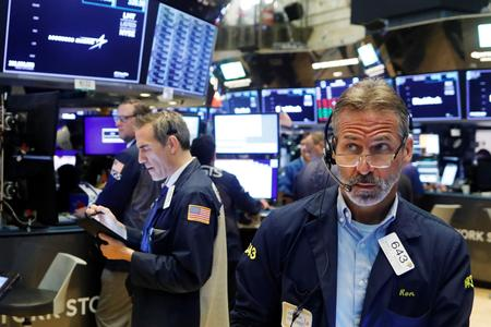 US STOCKS-Wall Street rises with hope of Mexican tariff delay