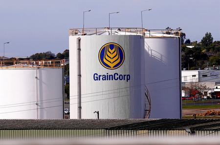 UPDATE 2-GrainCorp locks in derivative to drought-proof earnings