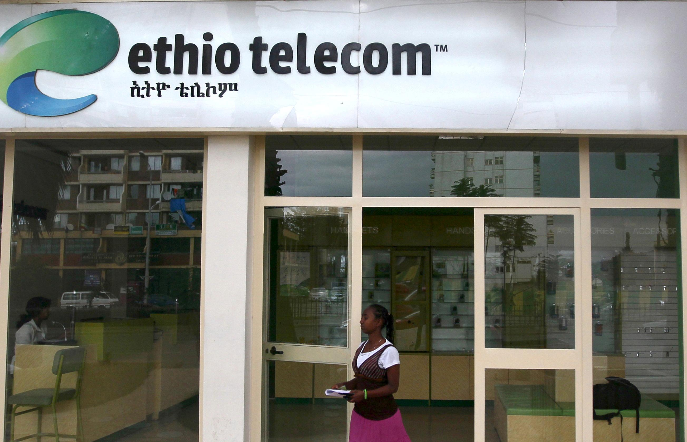 Ethiopia parliament to approve telecoms liberalisation law