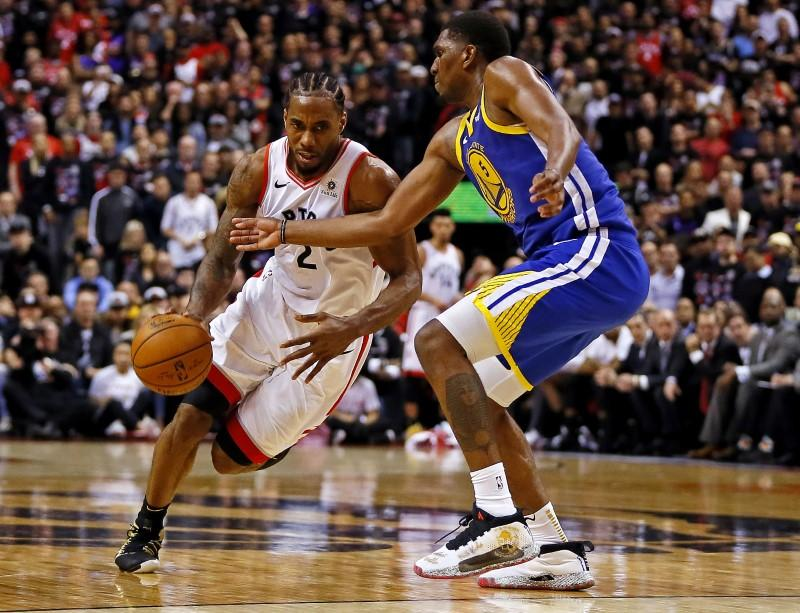Warriors' Looney expected to play in Game 4
