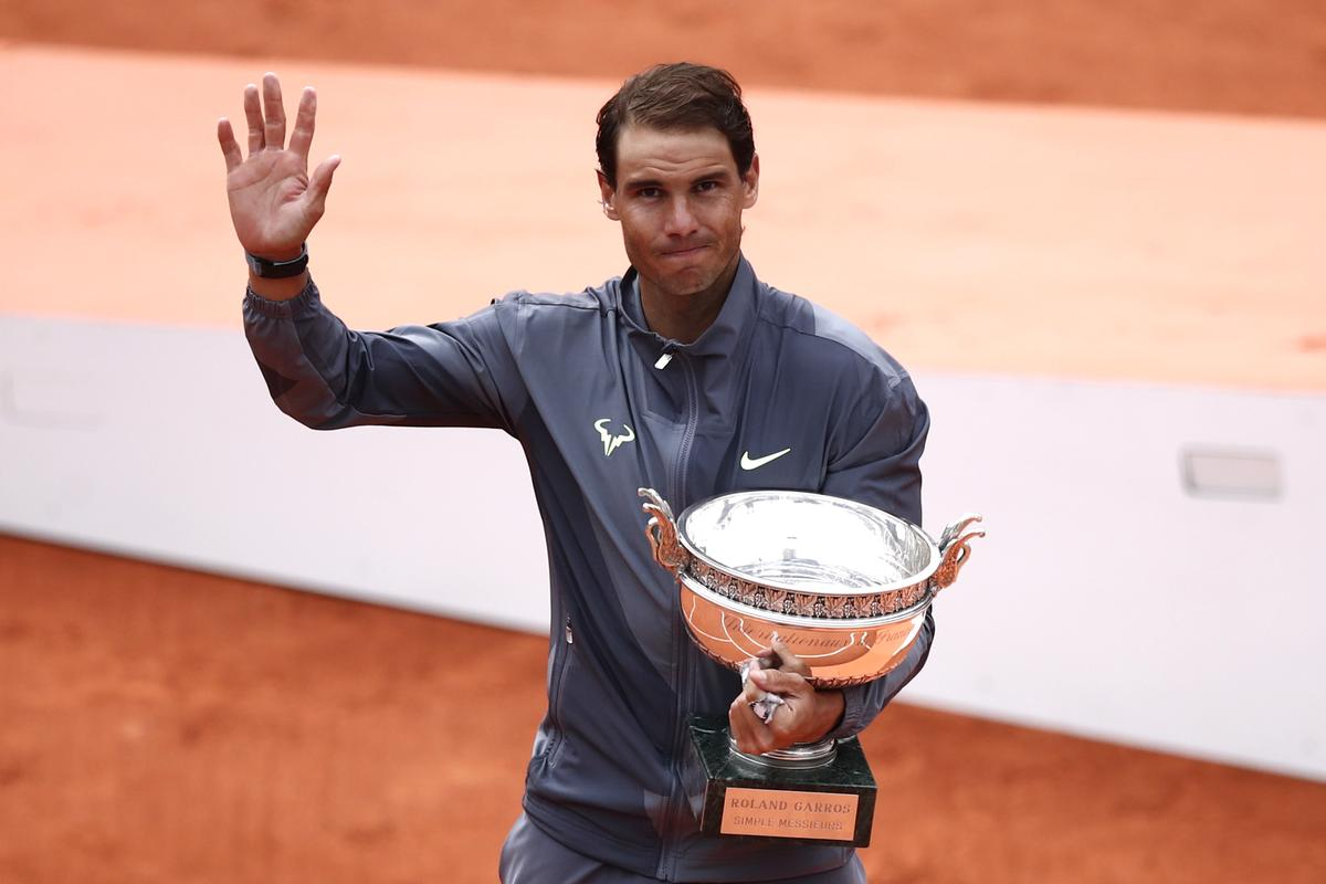 Nadal beats Thiem to claim record-stretching 12th French Open title