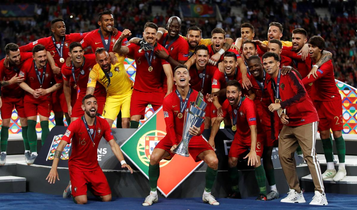 Portugal's Nations League win is a statement of intent ...