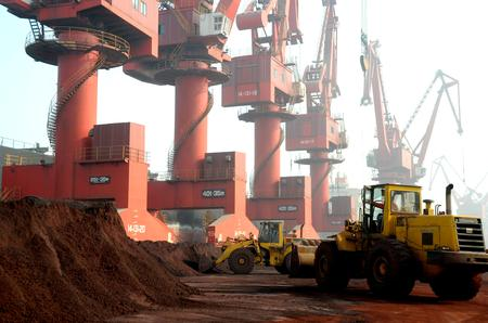 China's rare earths exports fall in May; shipments usually volatile