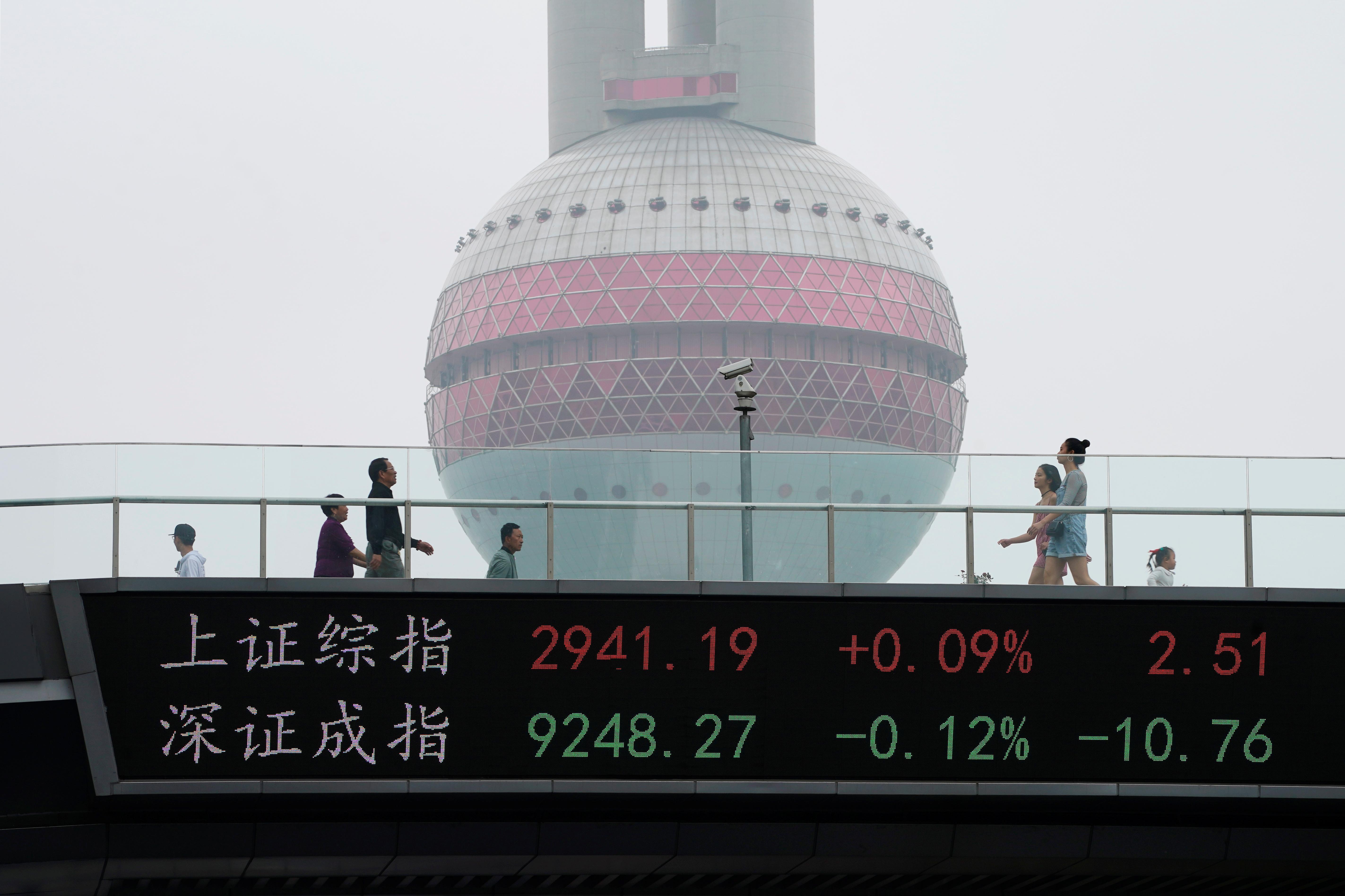 Fear and fervor propel Shanghai's tech board amid trade, Huawei tensions