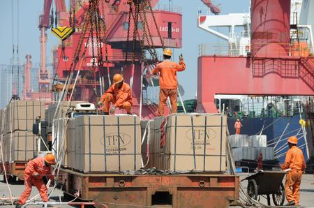 China says will respond if U.S. escalates trade tension