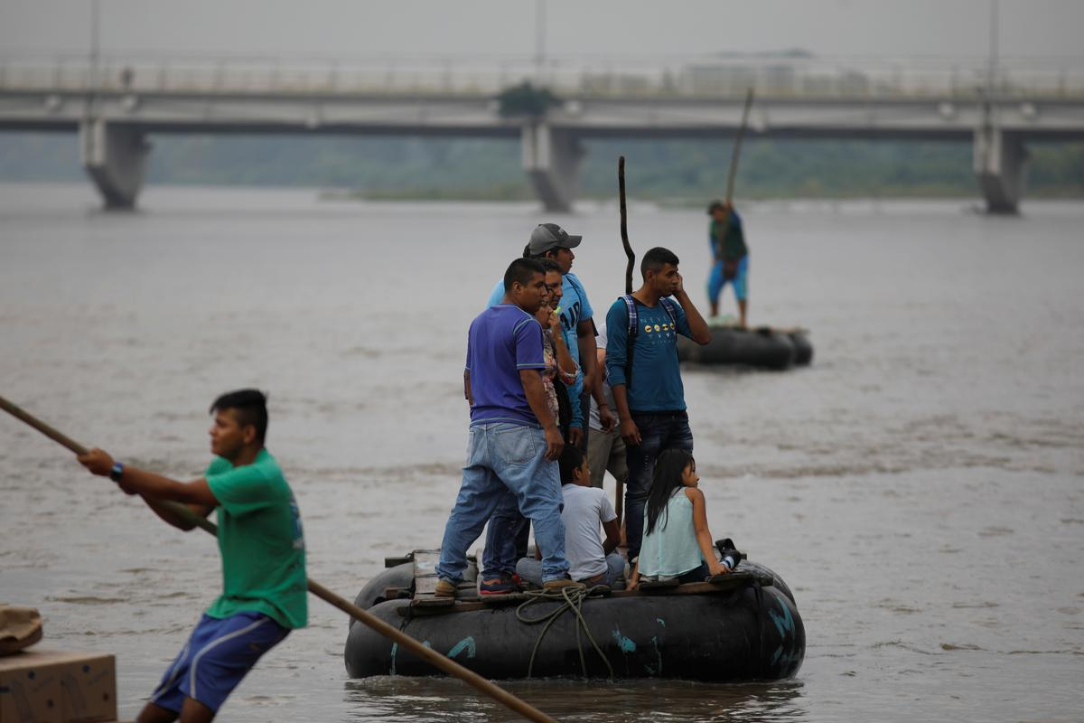 Mexico reveals border infrastructure plan; Trump vows migration deal details