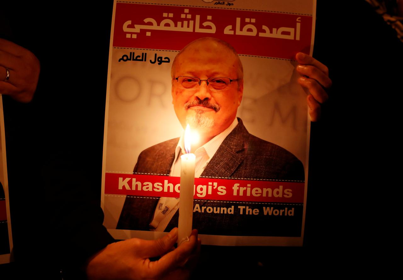 U.S. to Release Report on 2018 Murder of Saudi Journalist Jamal Khashoggi