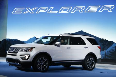 Ford recalls 1.2 million Explorer SUVs for potential steering problem