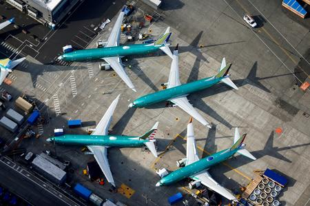 UPDATE 2-FAA says has no timetable for Boeing 737 MAX's return to service