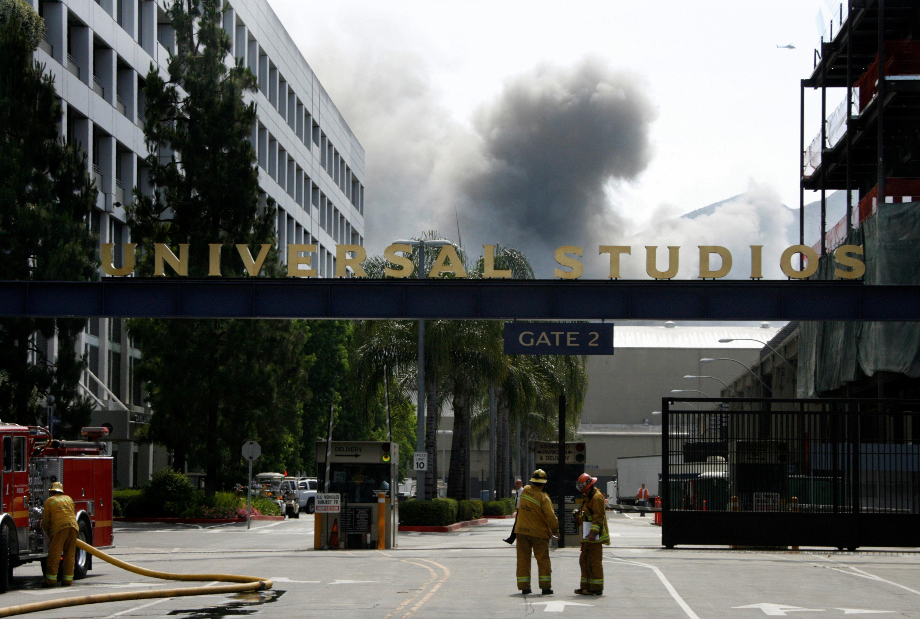 Musicians lament reported loss of recordings in decade-old Universal fire