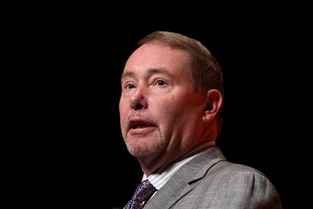 U.S. recession odds rise to 40-45% in six months: DoubleLine's Gundlach