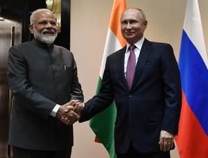 Modi at SCO summit
