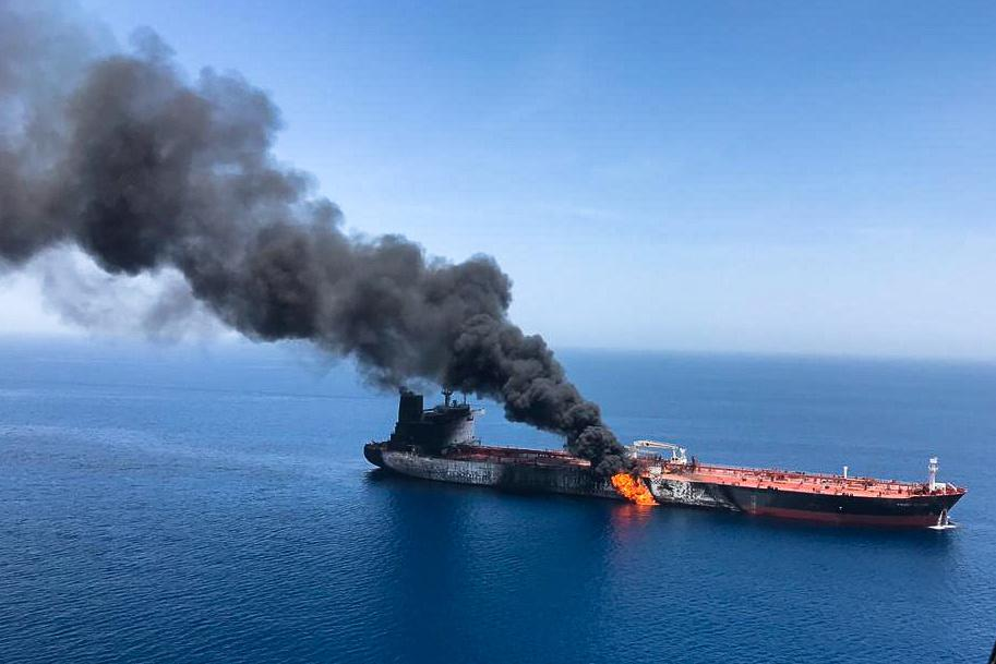 Column: Strait of Hormuz and the risk of uncontrolled escalation
