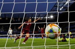 Women's World Cup: Day 8
