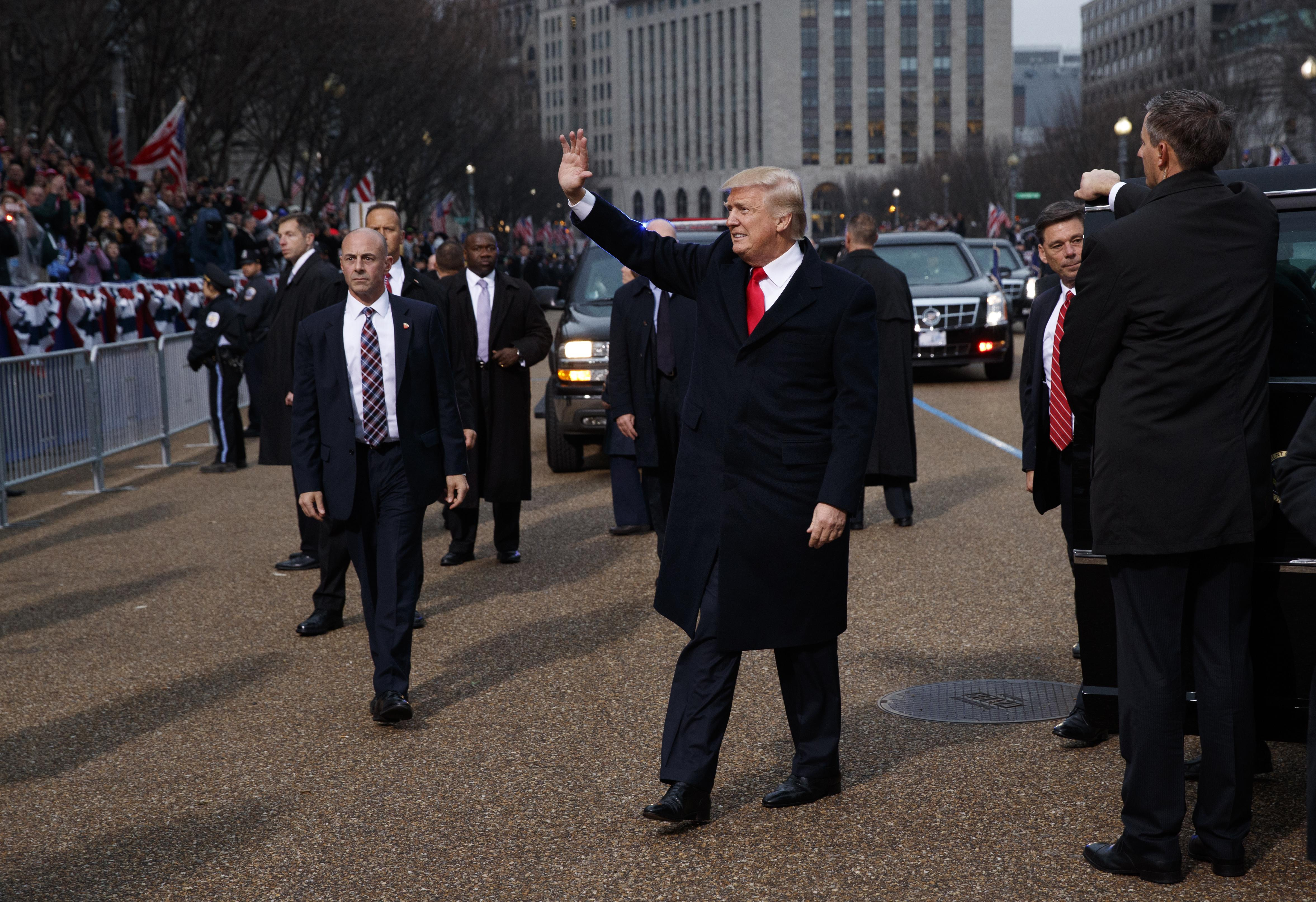Trump administration owes D.C. government $7 million for inauguration: Washington Post