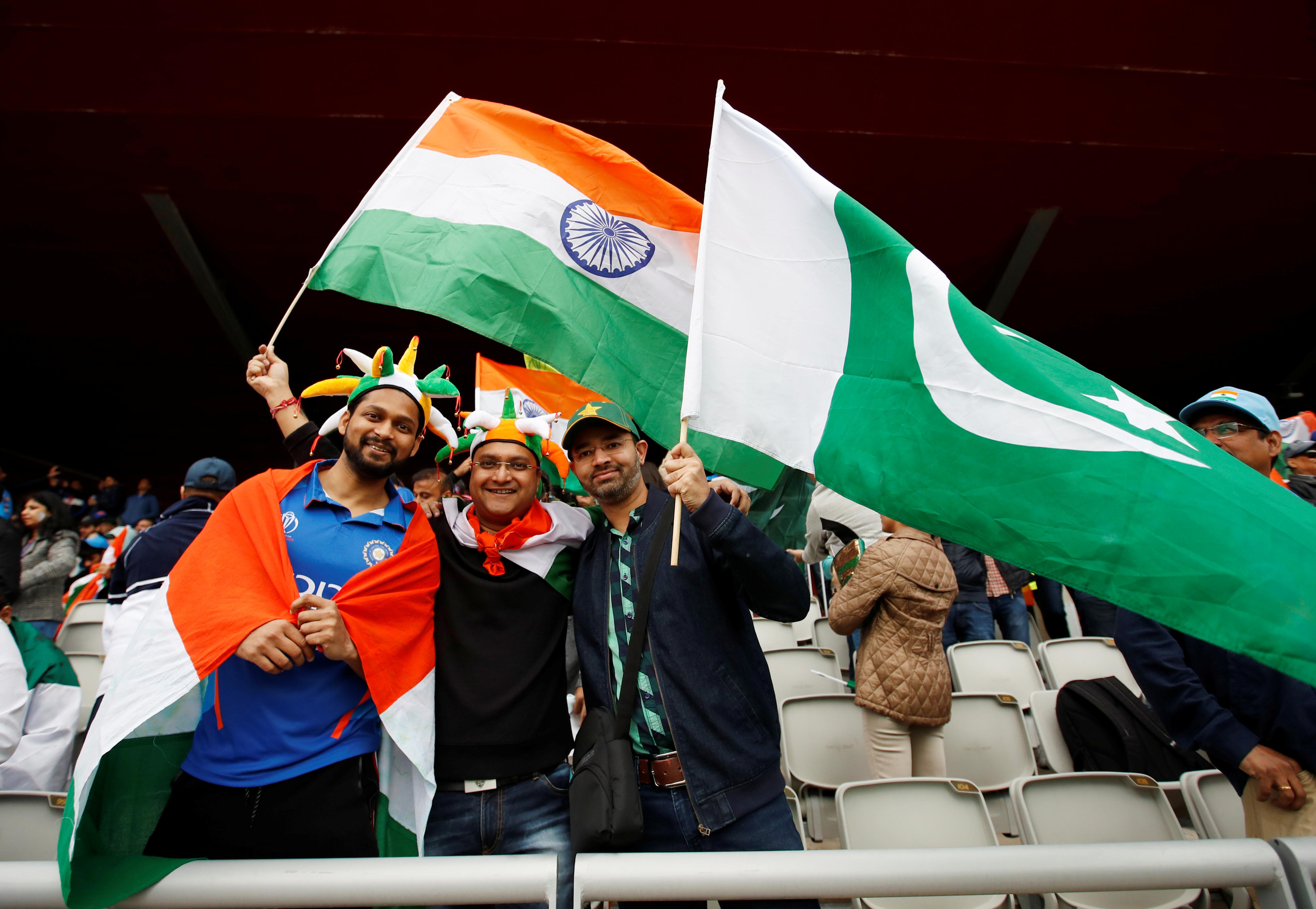India retain upper hand in World Cup rivalry with Pakistan