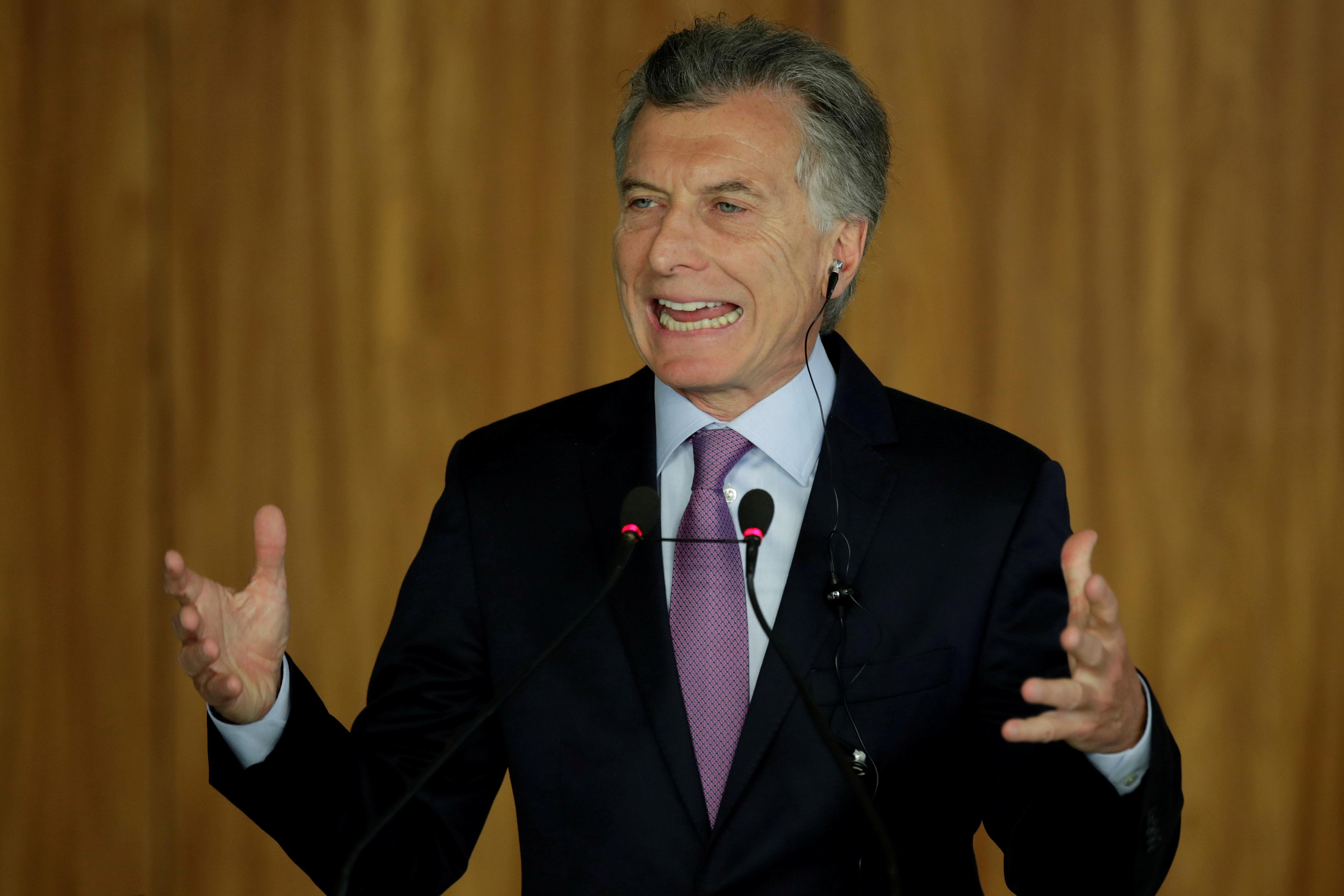 Argentine opposition posts strong showing in regional elections