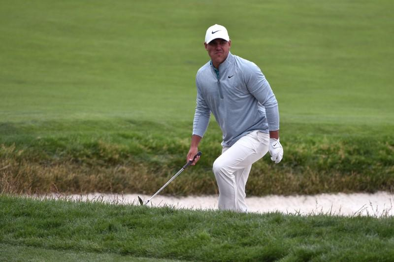 Runner-up Koepka says not winning U.S. Open 'doesn't sting'