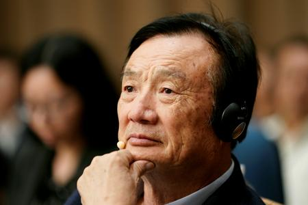 Huawei CEO expects sales to drop to $100 billion in 2019, 2020
