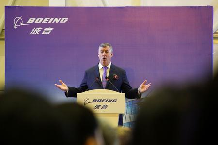 Boeing says engine issues the key factor to be resolved on 777X