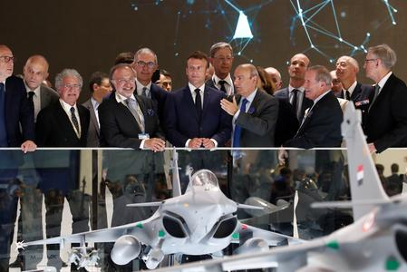 France warns new European drone must be competitive on price