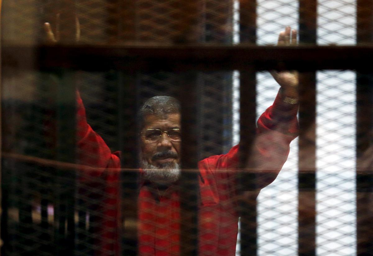Muslim Brotherhood says Mursi death was 'full-fledged murder', calls for mass funeral in Egypt