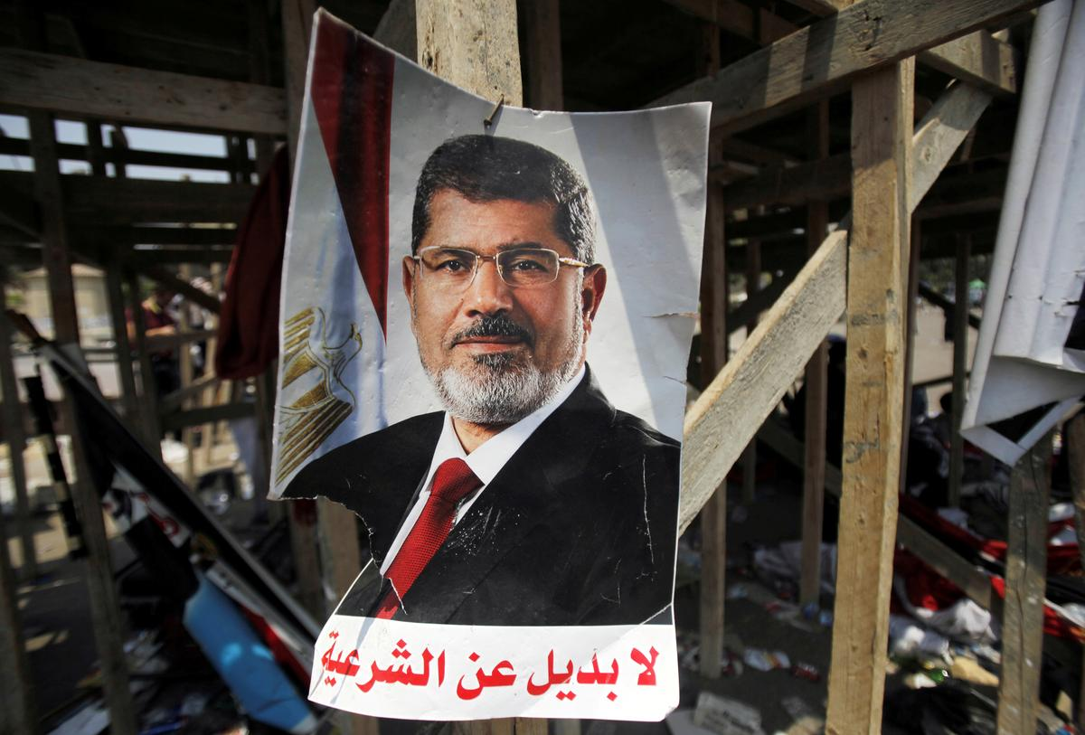 Amnesty International urges fair Egyptian inquiry into Mursi's death