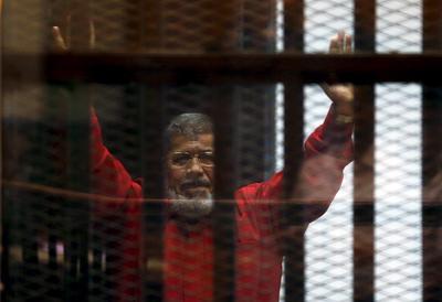 Ousted ex-Egyptian president Mursi dies