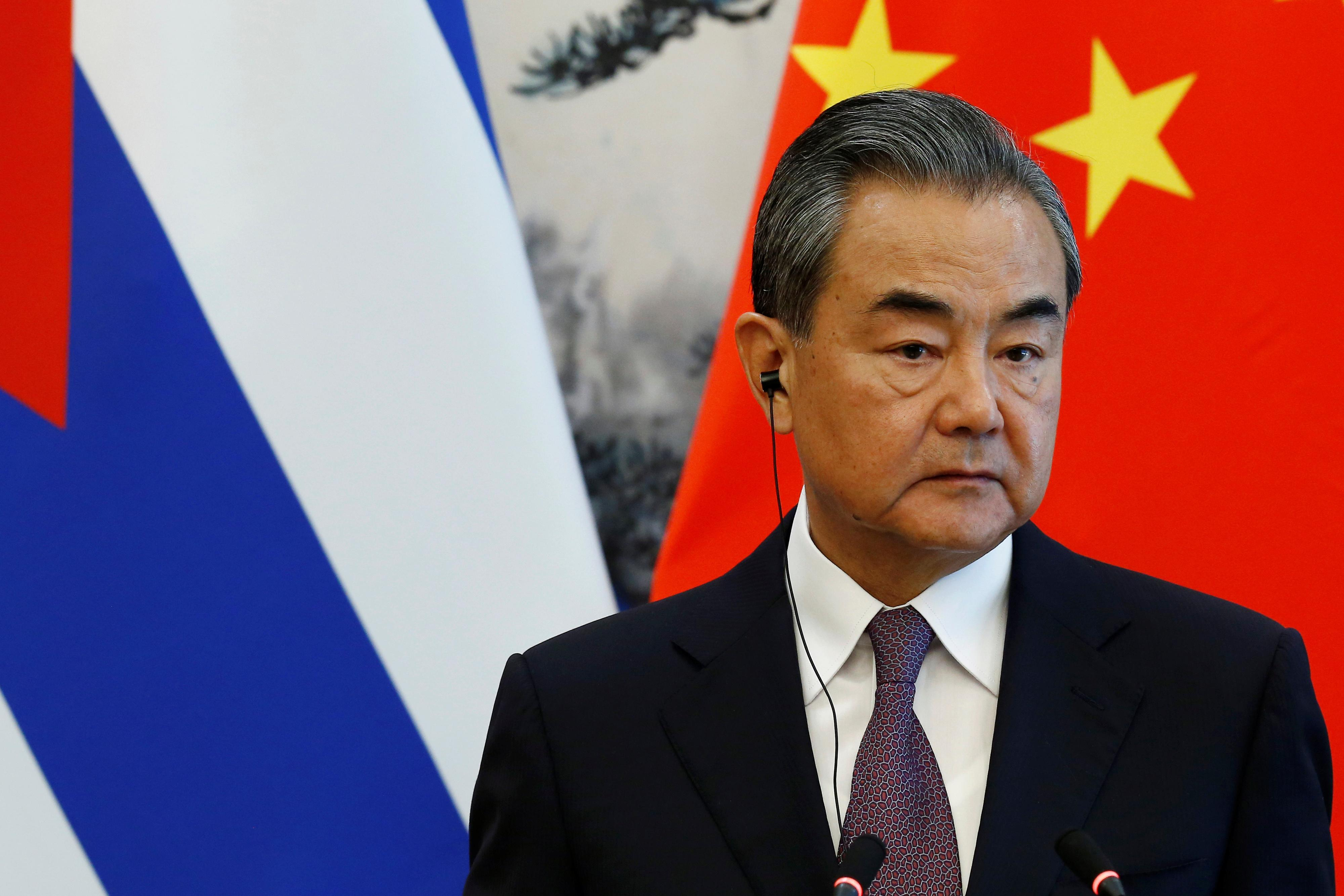 Senior Chinese diplomat urges all sides to ease Gulf region tension
