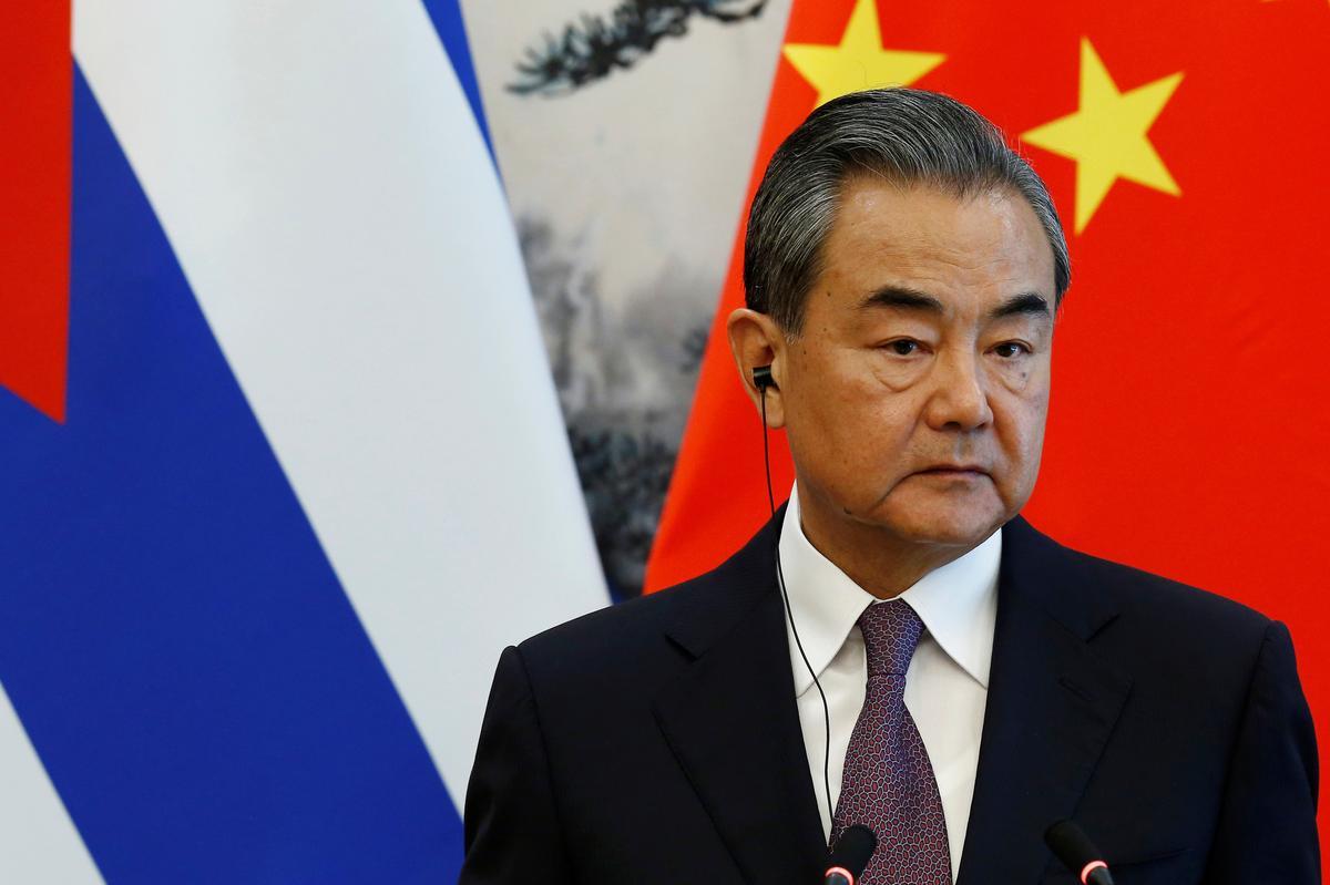 photo image China calls on U.S. to stop