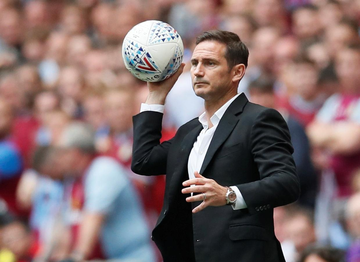 Lampard likely to be named Chelsea boss, says Redknapp