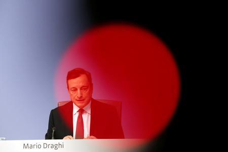 Draghi's stimulus hints put ECB in Trump's crosshairs