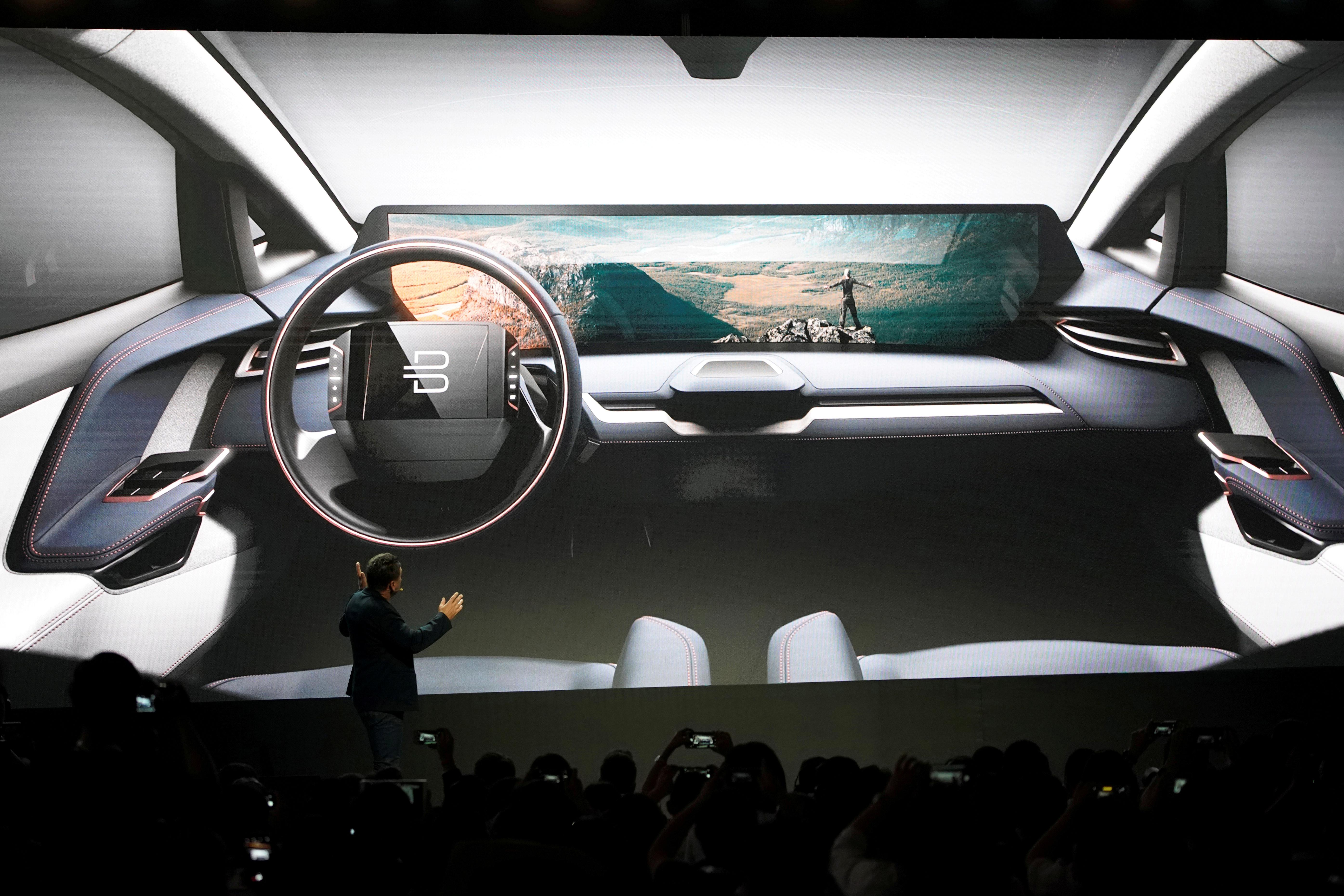 Electric dreams in danger as funding dwindles for China's Tesla challengers