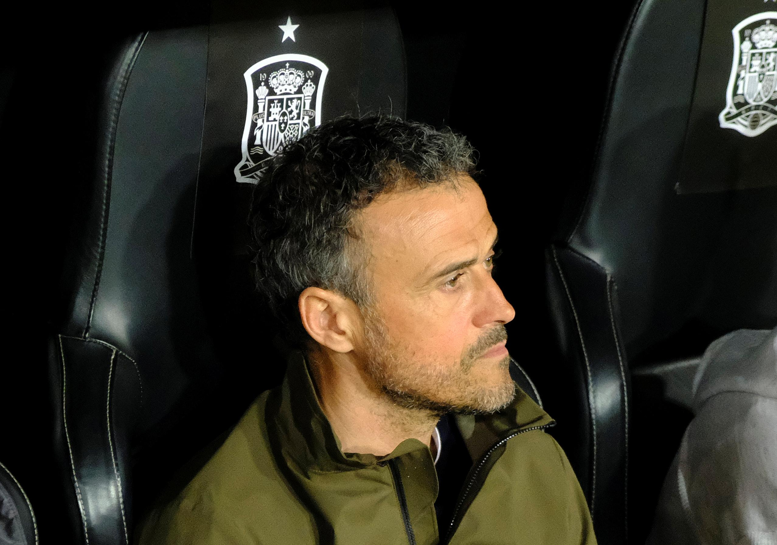 Spain coach Luis Enrique to quit, Moreno taking over - Marca