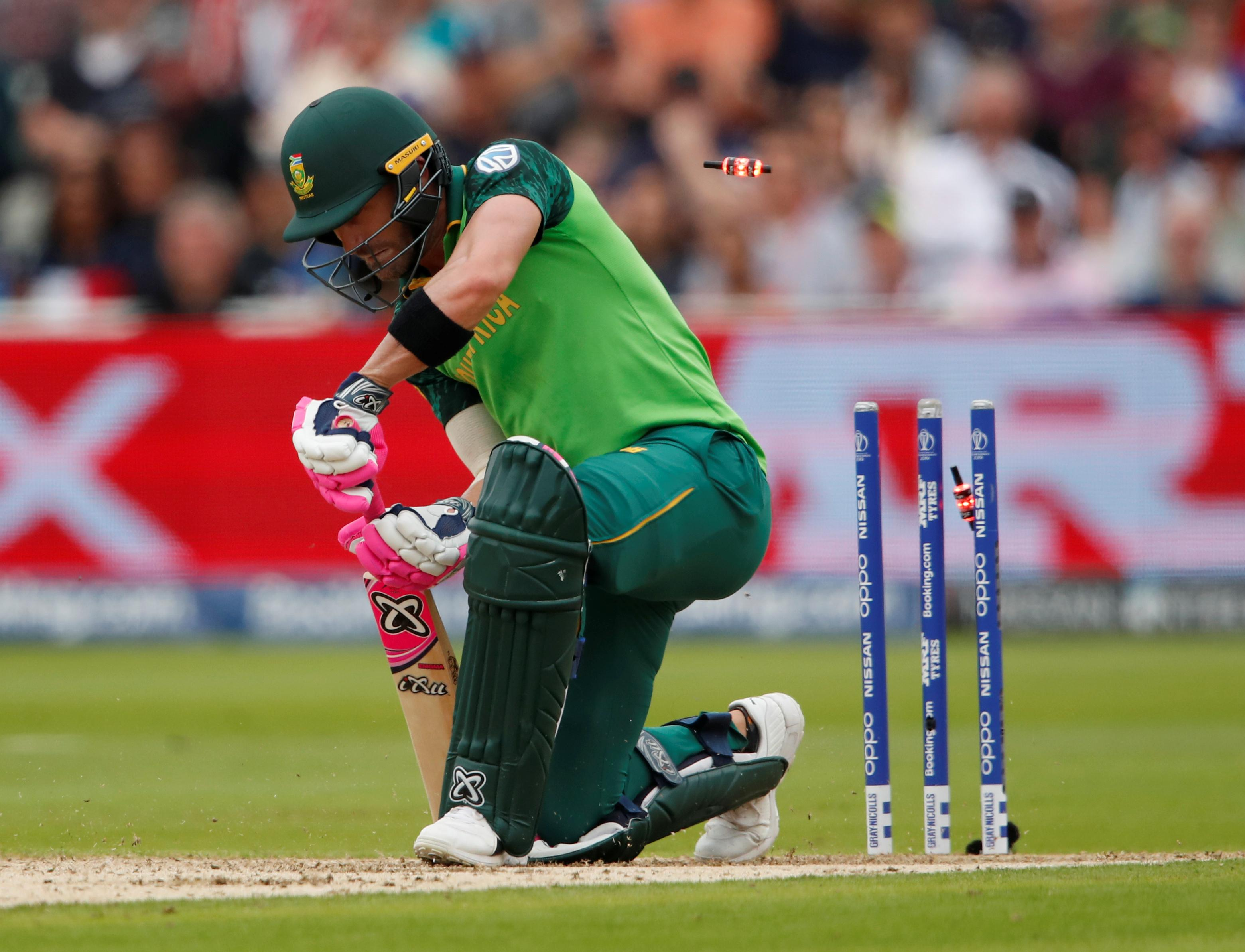 New Zealand restrict South Africa to 241-6 in truncated game