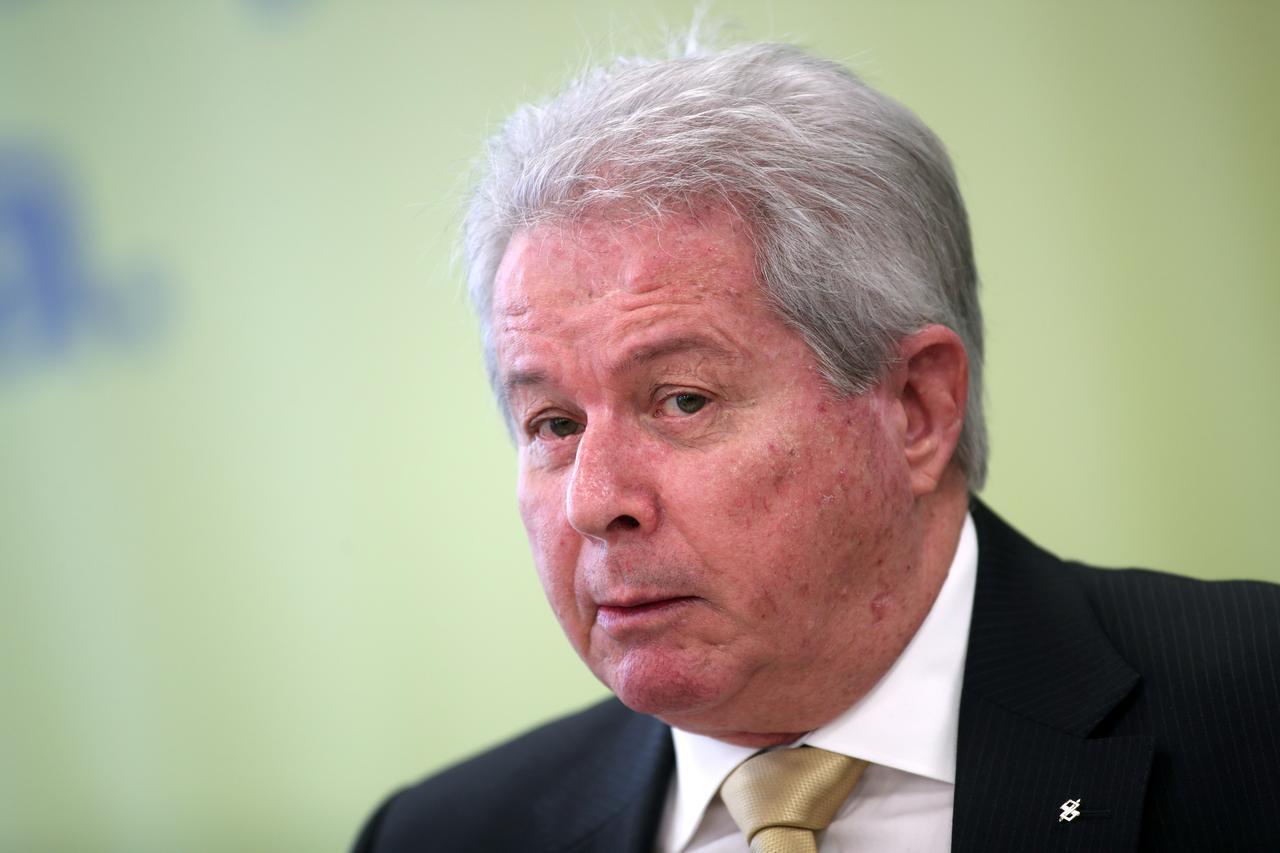 Banco do Brasil's unsecured debt with Odebrecht at $1