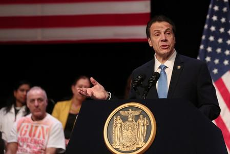 New York nears passage of aggressive law to fight climate change