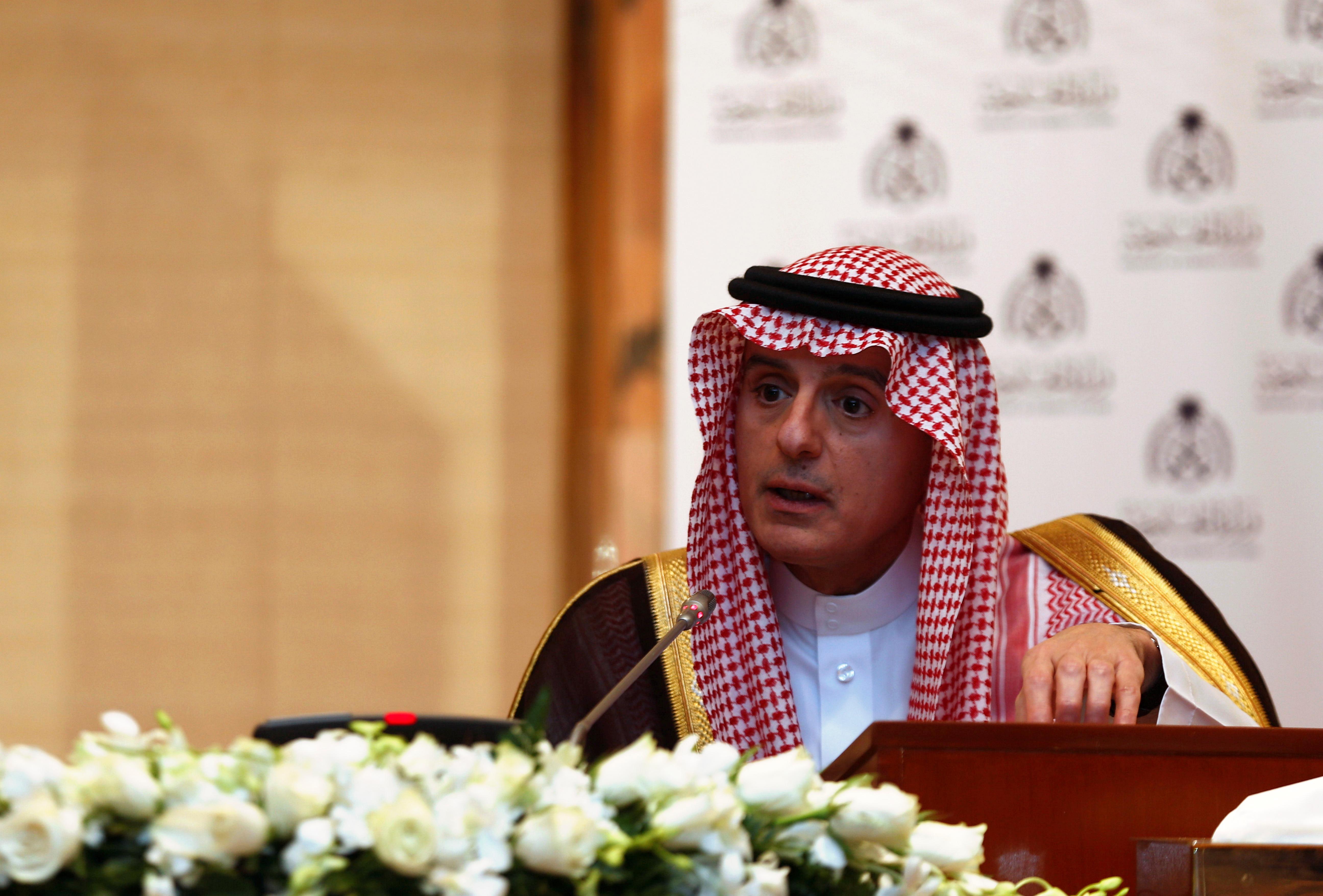 Saudi minister questions neutrality of U.N. report on Khashoggi