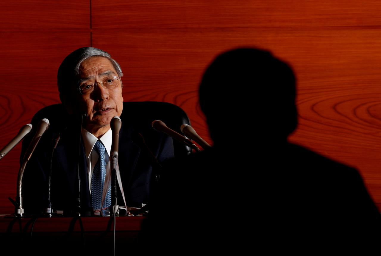 Bank of Japan joins Fed in signaling easing if needed, keeps