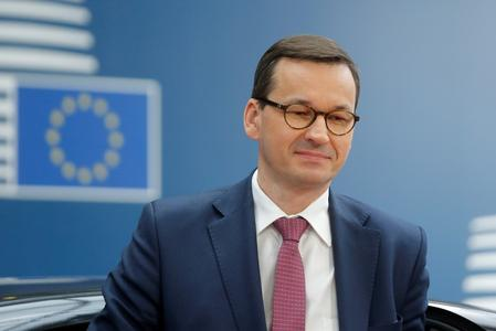 Poland wants money for agreeing to CO2 neutrality in 2050 - PM