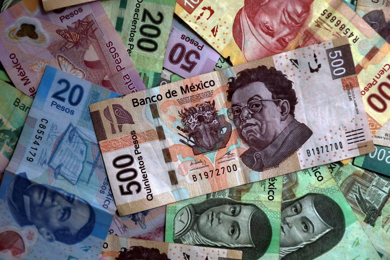 メキシコ ペソ