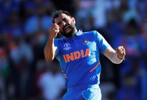 India at World Cup 2019