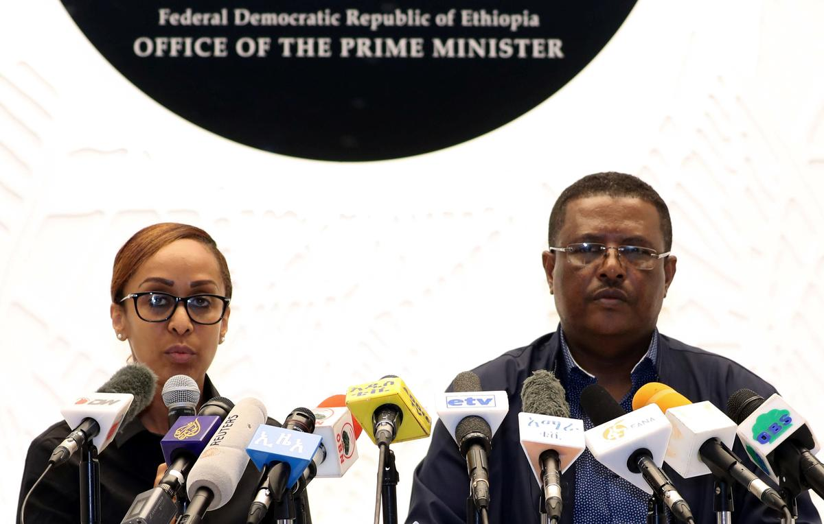 Ethiopia's army chief, three others killed in failed