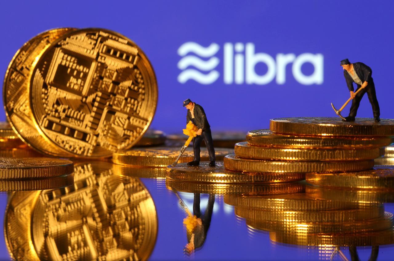 Kết quả hình ảnh cho libra coin