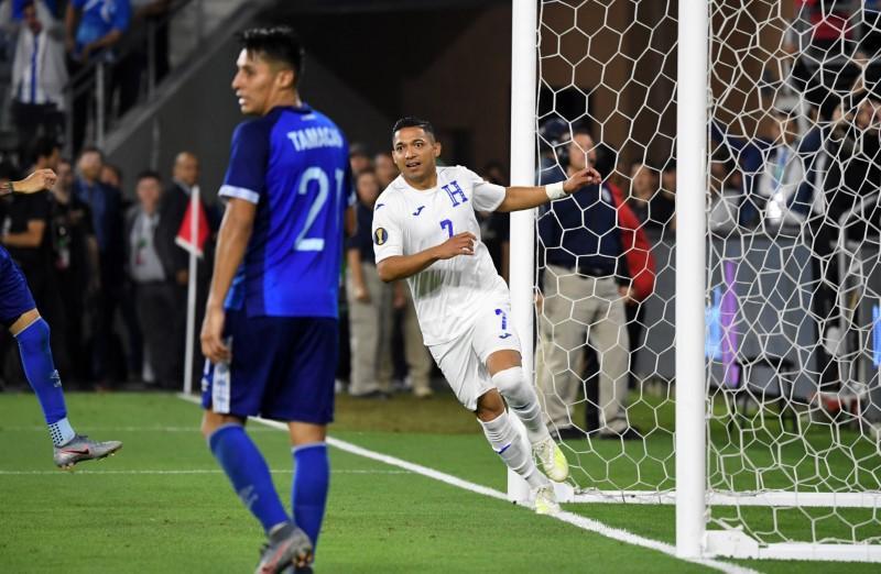 Honduras dump El Salvador from Gold Cup with 4-0 result