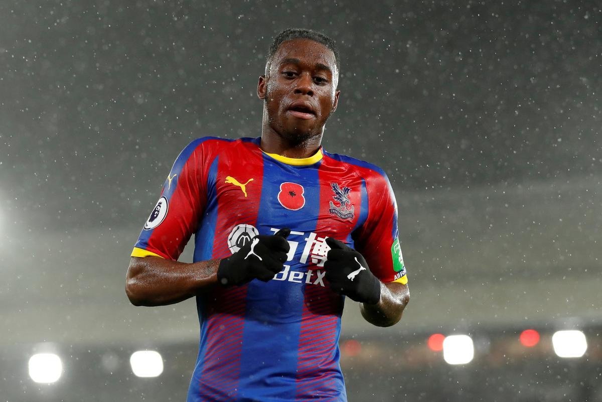 Image result for Man United agree deal for Palace defender Wan-Bissaka