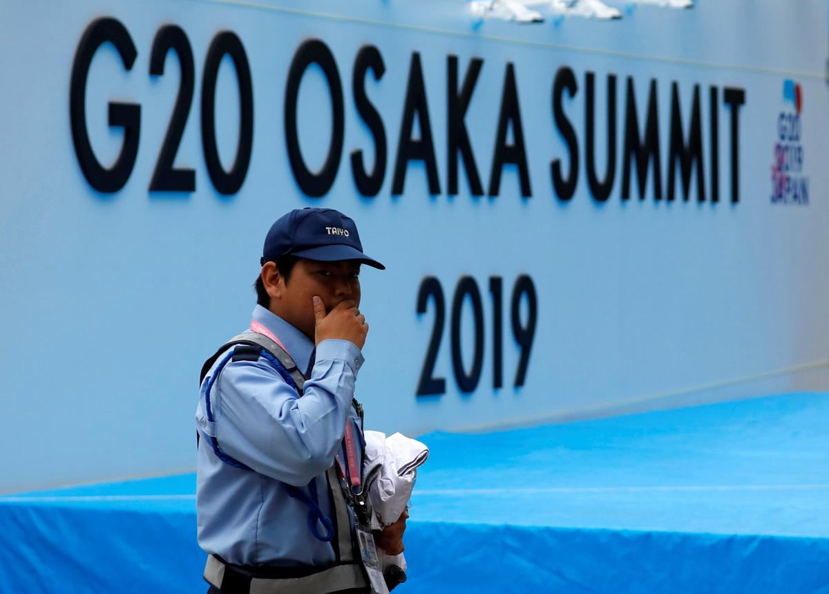 G20 will discuss minimum tax for IT companies - Germany